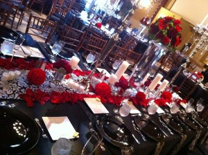 Blue Elephant Events And Catering Flowers And Decor By