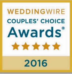 Weddingwire 2016 Badge