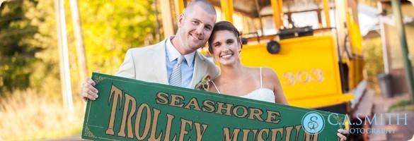 Seashore Trolley Museum