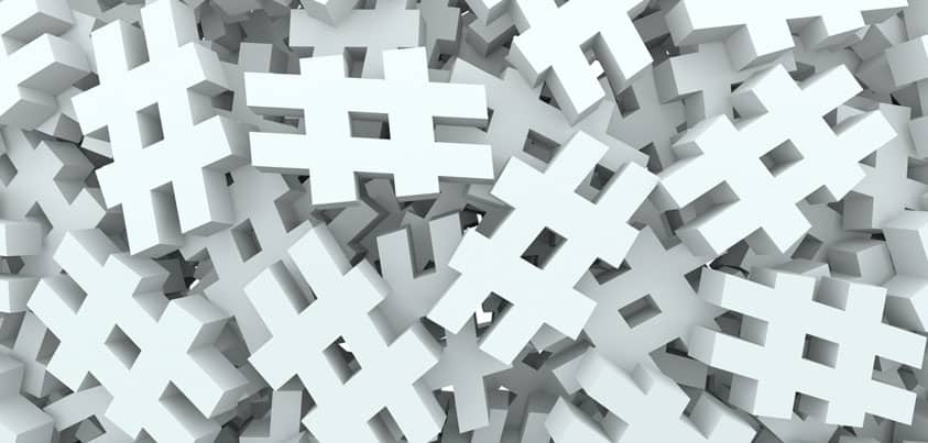 Don't Forget Your Wedding #Hashtag!