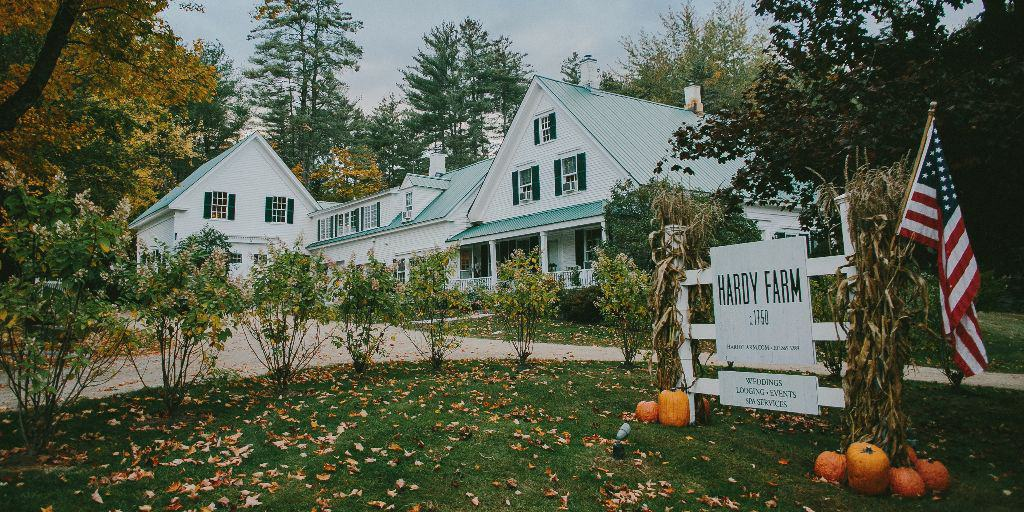 VENUE SPOTLIGHT: Hardy Farm