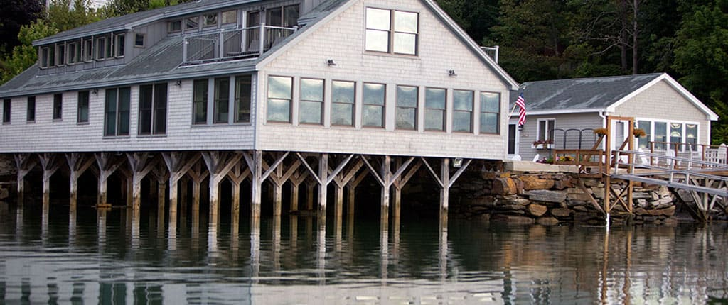 The Maine Boathouse