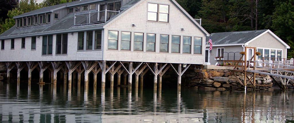 The Maine Boathouse