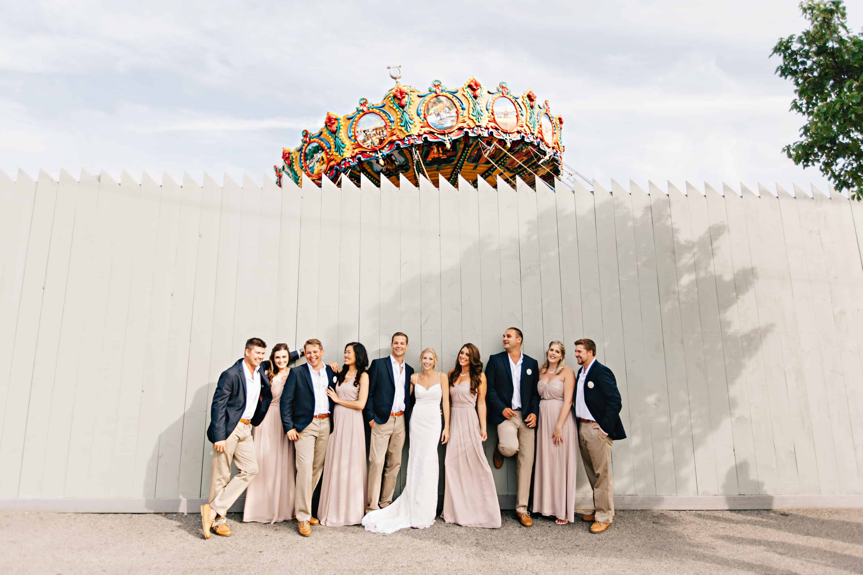 An Elegant Summer Wedding At The Beach